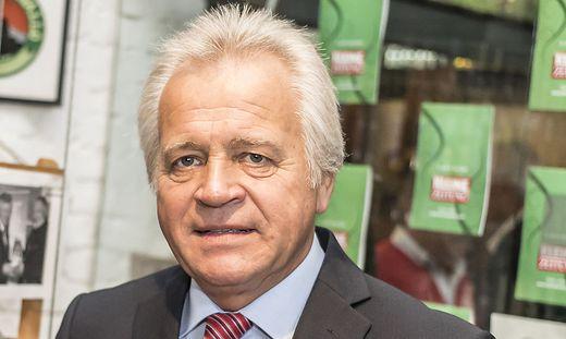 Hermann Primus dankt nach 29 Jahren als Bürgermeister von St. Paul vorzeitig ab