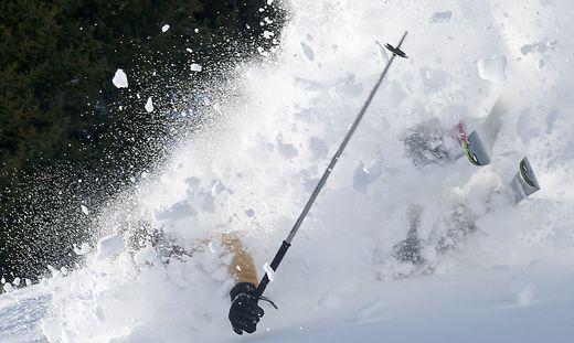 Nicht selten seien Skifahrer auf Pisten unterwegs, die nicht ihrem Können entsprechen