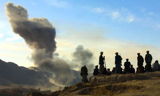 In der afghanischen Stadt Kunduz kam es zu der Bluttat