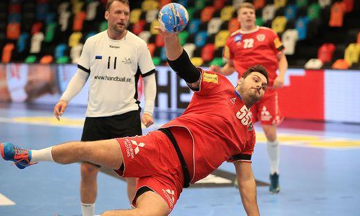 HANDBALL - EHF EC Quali, AUT vs EST