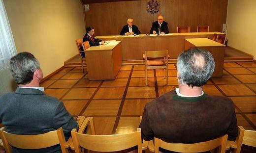 Das Urteil gegen die beiden Männer ist noch nicht rechtskräftig