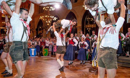Der 29. Tirolerball in Wien soll erst 2023 wieder stattfinden