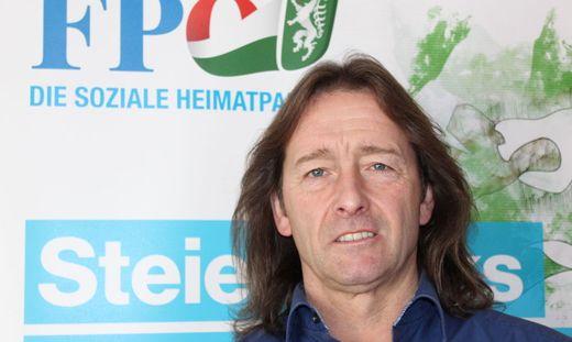 Gemeinderat Werner Kasper