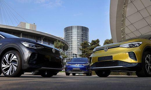 Die neuen E-Autos von VW sind ein Verkaufsschlager