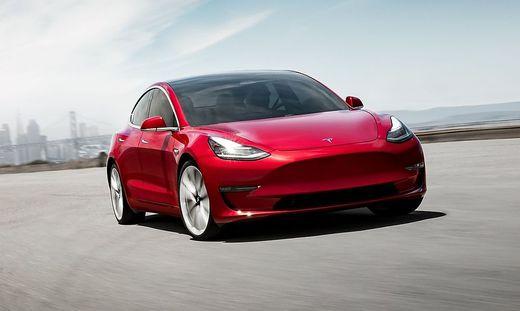 Preis nicht zu halten: Tesla nimmt Model 3 für 35.000 Dollar wieder aus Online-Angebot