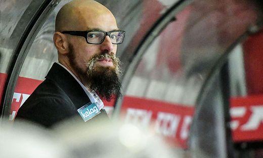 Markus Peintners vorläufig letzte Partie als VSV-Headcoach