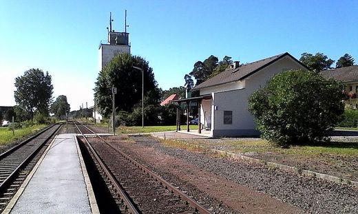 Bahnhof Grafendorf