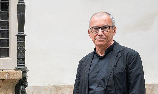 Der neue Chef der Altstadtkommission, Alfred Bramberger