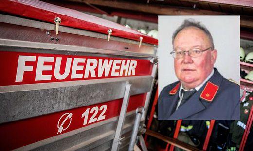 Trauer um Günther Voith