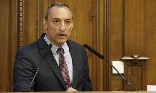 Grüne kritisieren den blauen Vizebürgermeister Mario Eustacchio.