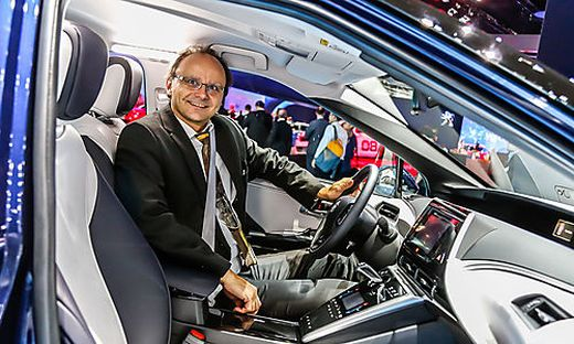 Gerald Killmann, Vice President Toyota R&D