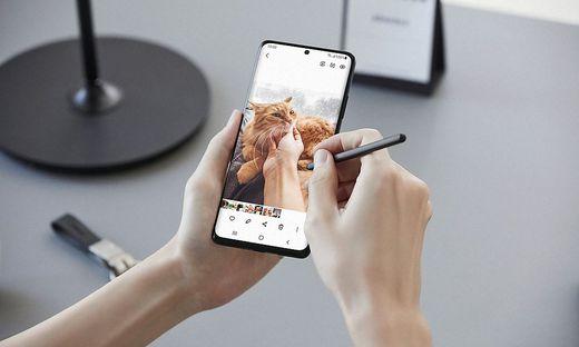 Das neue Samsung Galaxy S21
