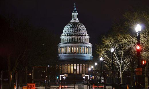 Im Kongress wird verhandelt