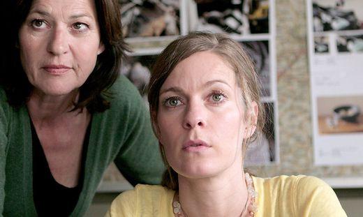 Das Duo - Sterben statt erben: Lisa Martinek (rechts) mit Charlotte Schwarz