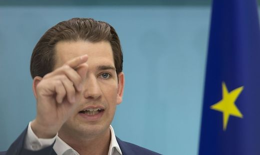 AUSTRIA-EU-POLITICS-VOTE-PARTIES-OEVP