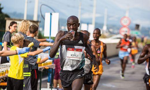 Peter Kirui will heute den Streckenrekord brechen