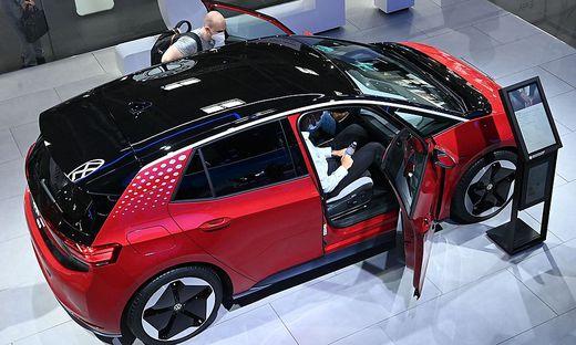 Auch den ID 3 von VW gibt es im Abo – quasi als Einstieg in die E-Mobilität
