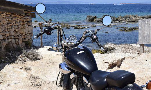 Auch für Motorräder muss bezahlt werden