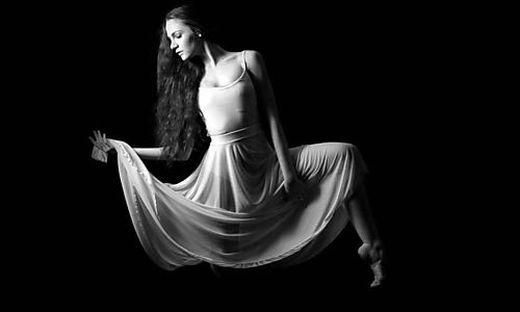 Die Tänzerin Linda Linder ist mittlerweile auf den Bühnen der Welt zuhause