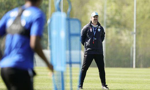 Zwei neue Spieler für Markus Schopp
