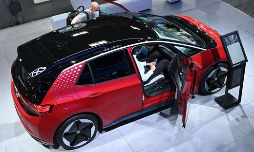 VWs neues Elektro-Auto ID.3