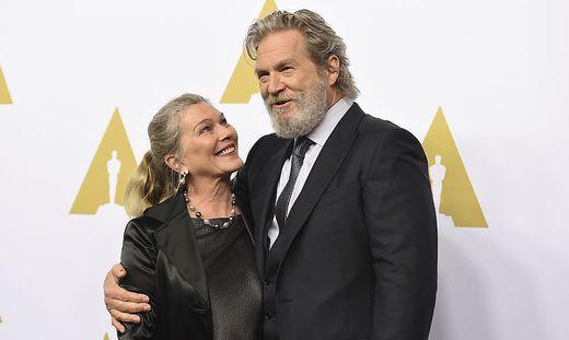 Susan Geston, Jeff Bridges