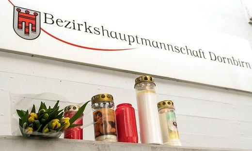 Der Schauplatz der Gewalttat im vergangenen Februar war das Sozialamt in der Bezirkshauptmannschaft Dornbirn