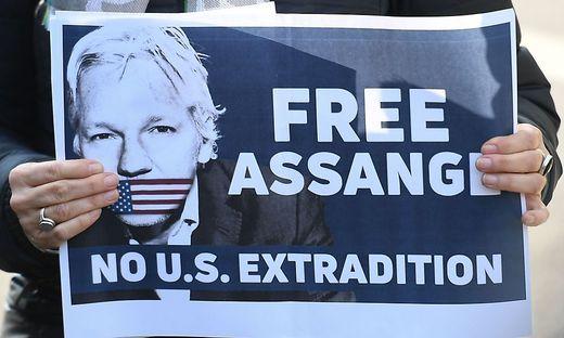 Immer lauter werden weltweit die Stimmen für Freilassung von Julian Assange