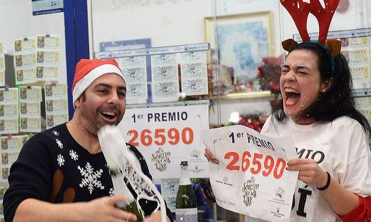 Gewinne El Gordo