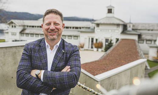 Interview Robert Gasser neuer Hoteldirektor Werzer´s Hotel Resort Pörtschach Dezember 2020