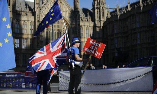 Grenze zwischen Irland und Nordirland: EU drängt Großbritannien zu Bewegung bei Brexit