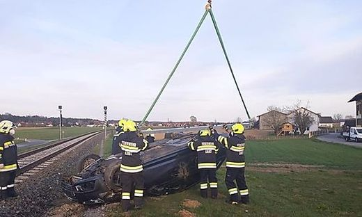 Unfall in Voitsberg