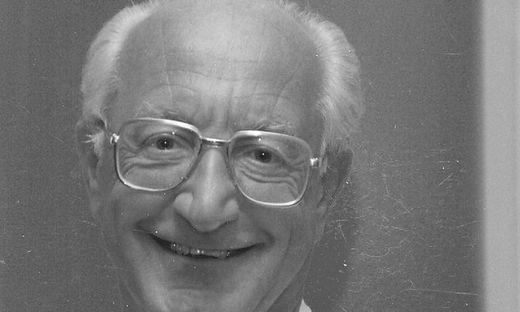 Der ehemalige Primar Johann Kremser verstarb im 91. Lebensjahr