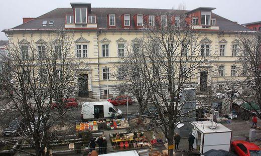 Der Bauernmarkt am Weiher in Wolfsberg ist am Freitag geschlossen