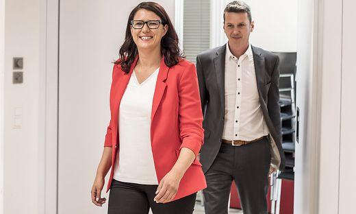 PK SPOe Praesentation Landesraete Regierung Klagenfurt April 2018