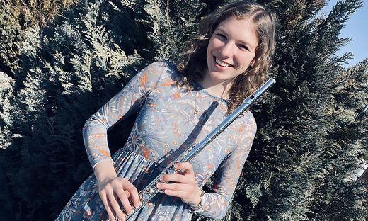 Sophia Stuerzenbecher aus Wolfsberg