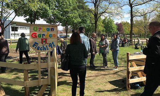 In Fischl wurde das erste Urban Gardening-Projekt umgesetzt.