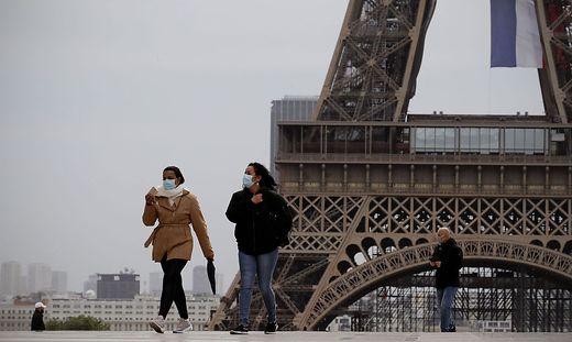 Ein Stück Normalität kehrt in Frankreich zurück