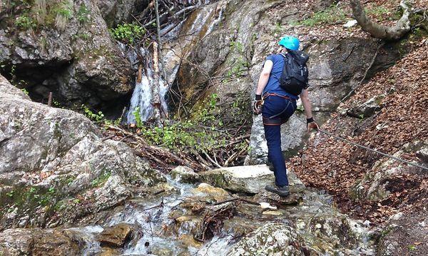 Klettersteig Eitweg : Klettersteige hoch hinaus auf luftigen steigen « kleinezeitung at