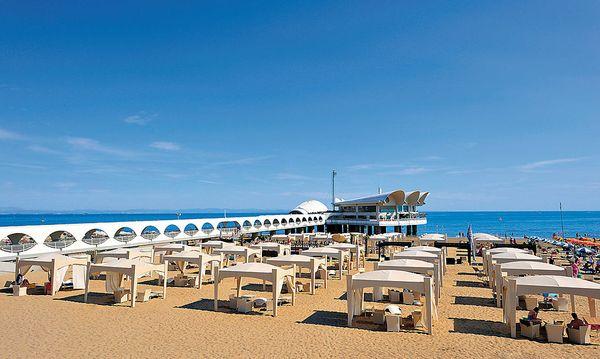 Italien Strand Hochzeit Lockt Auslandische Paare Nach Lignano
