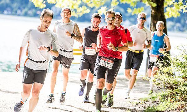 Kärnten läuft 2017 Sonntag Halbmarathon / Bild: KLZ/Weichselbraun