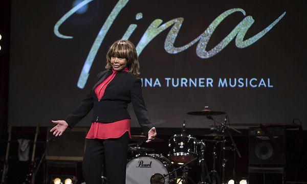 Ist bald wieder da - als Musical: Rockröhre Tina Turner / Bild: Vianney Le Caer/Invision/AP