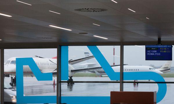 Hell, freundlch und modern präsentiert sich die neue Abflughalle am Flughafen Triest / Bild: Flughafen Triest