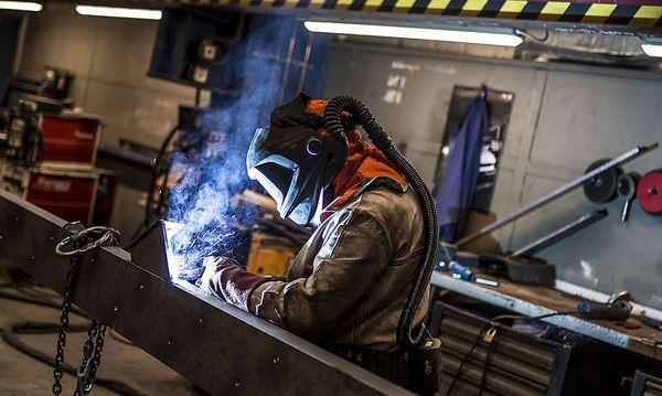 Nachhaltig Arbeiten ist dem Unternehmen wichtig: Der Werkstoff  Stahl ist zu 100 Prozent recyclebar / Bild: Markus Traussnig