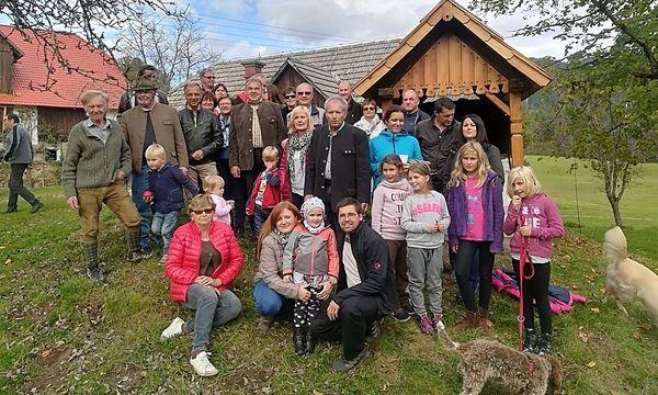 """Viele Interessierte nahmen kürzlich beim """"Dörrtag"""" teil / Bild: KK/KULTURVEREIN"""