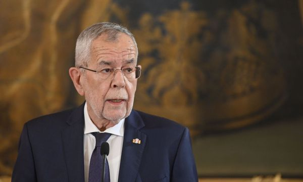 Federal President Alexander Van der Bellen wants ´with eagle eyes´ to ensure that there is a government that is capable of acting.