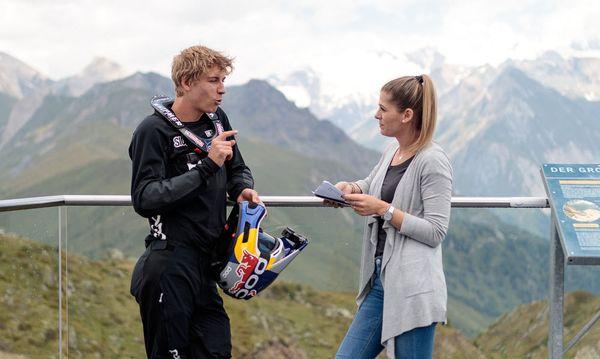 Fabio Wibmer Freundin