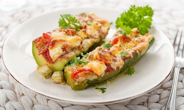 gesund essen sommerliche rezeptideen f r zucchini. Black Bedroom Furniture Sets. Home Design Ideas