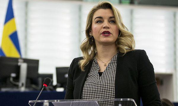 Croatia's Minister of Tourism Nikolina Brnjac