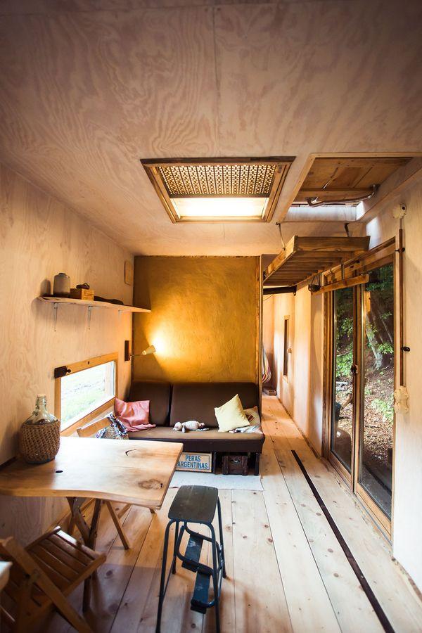mobiles autarkes wohnen f rs kleinstbudget wie man sich eine arche baut. Black Bedroom Furniture Sets. Home Design Ideas